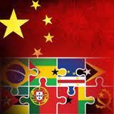 China e paises da CPLP