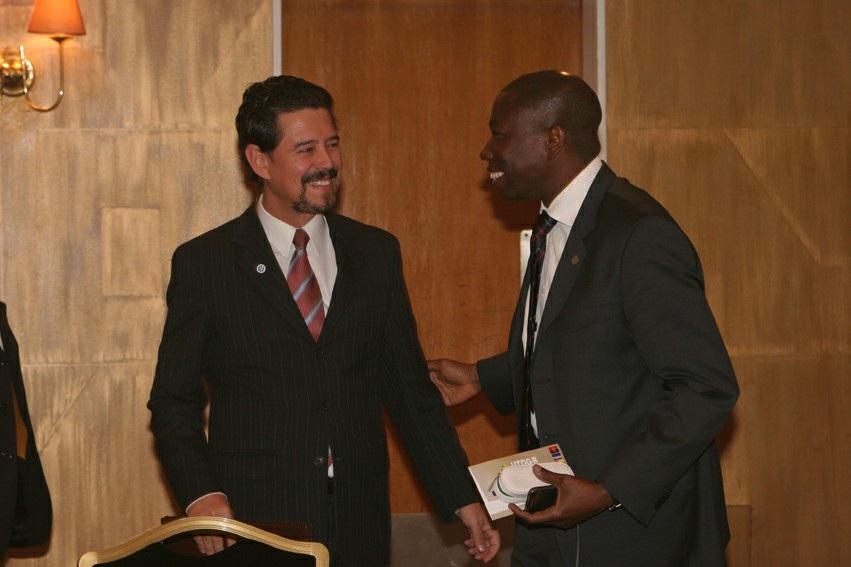 Diretor IILP e Secretário-Executivo CPLP, Domingos S. Pereira