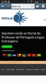 página portal
