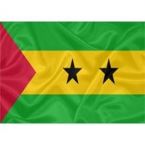 Bandeira São Tomé e Príncipe