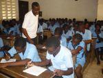 aula em malabo