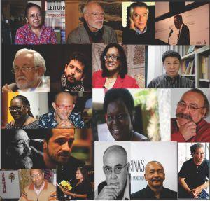 Mosaic VI Encontro de Escritores de Língua Portuguesa