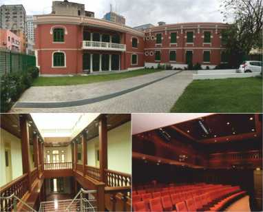 centro cultural Brasil Angola
