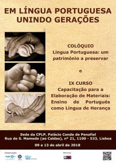 Cartaz_IX Curso Capacitação 01