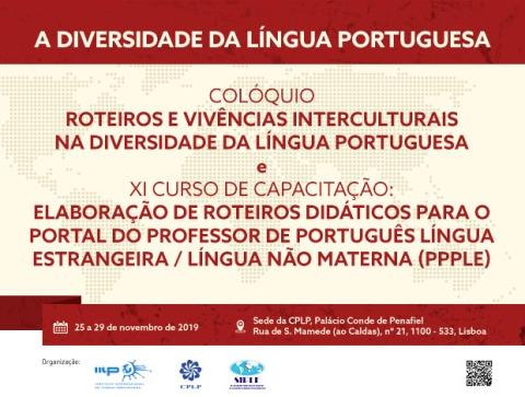 Cartaz Diversidade Lingua Portuguesa_Digital
